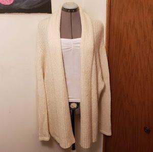 Retro 1980s Oversized Sweater